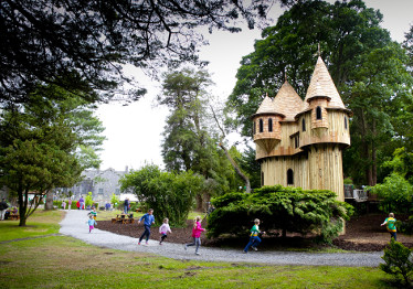 Tree House Birr Castle